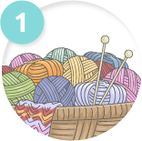 Materials for making blankets